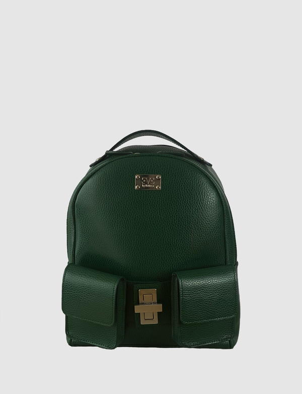 LAUREN Green backpack