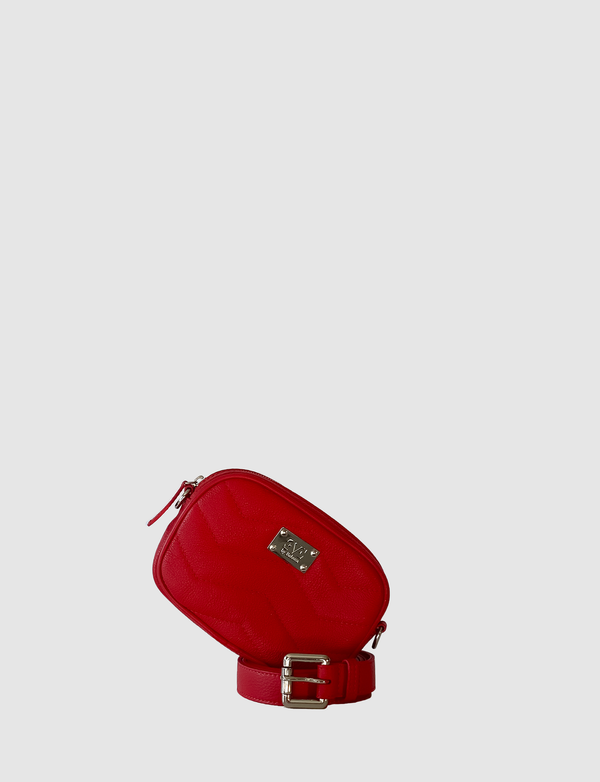 ZAZU Red belt bag