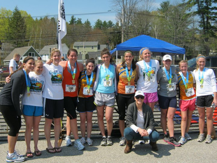 Racing for Sarcoma Cancer Research: Kelsey Hastings Golitz