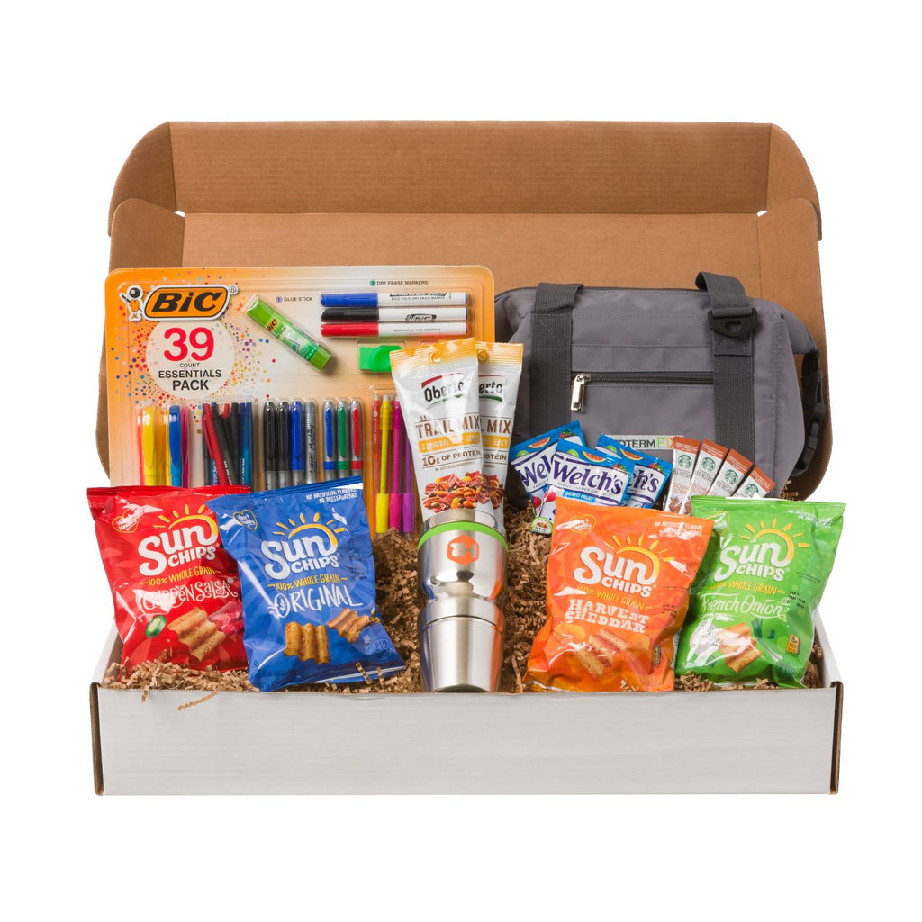 hugabox college care packages
