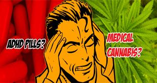 Can ADHD Medications Be Replaced With Medical Cannabis?
