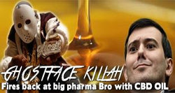 Ghostface Killah Pitches CBD Oil in Retort To Martin Shkreli