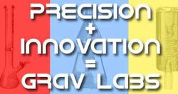 Grav Labs Uses Scientific Glass Precision to Take You Higher