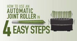 How to Use an Automatic Joint Roller in 4 Easy Steps
