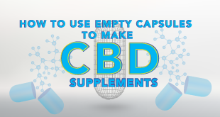 How to Use Empty Pill Capsules for Homemade CBD Supplements