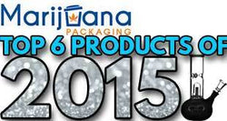 Marijuana Packaging's Top 6 Products of 2015