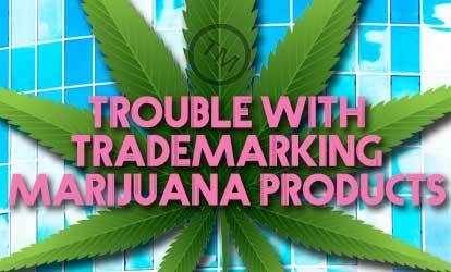 Marijuana Products Face Rigorous Scrutiny in Federal Trademarking