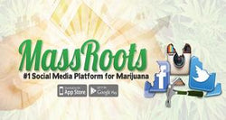 MassRoots Emerges As #1 Social Media Platform For Marijuana (UPDATED)