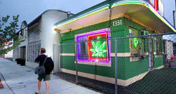 Medical Marijuana Dispensaries Experience Slow Month