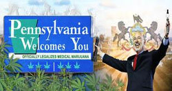 Medicinal Marijuana Was Just Officially Legalized in Pennsylvania: Here's What You Should Know