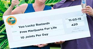 Meet Two Floridians Who Receive Free Marijuana For Life