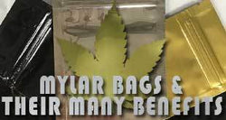 Mylar Bags Elevate Small Marijuana Businesses with Myriad Benefits
