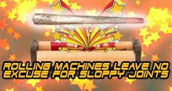Rolling Machine Advantage Means No More Excuses for Sloppy Joints
