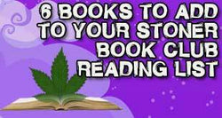 Stoner Book Club Reading Suggestions
