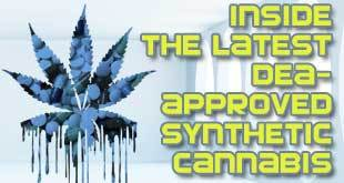 Synthetic Cannabis Announced by Notorious Anti-Marijuana Pharmaceutical Company