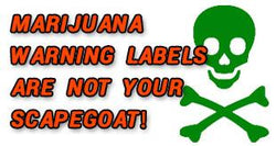 Warning Labels for Marijuana Should Not Be Your Scapegoat