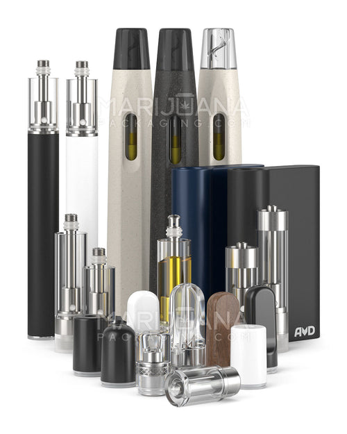AVD Oil Cartridges & Batteries