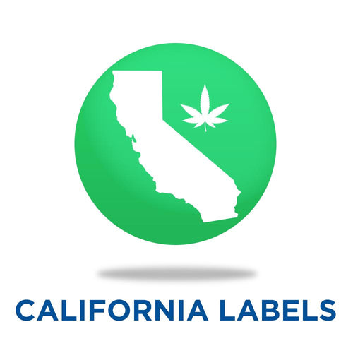 California Marijuana Labels