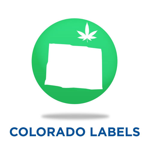 Colorado Marijuana Labels