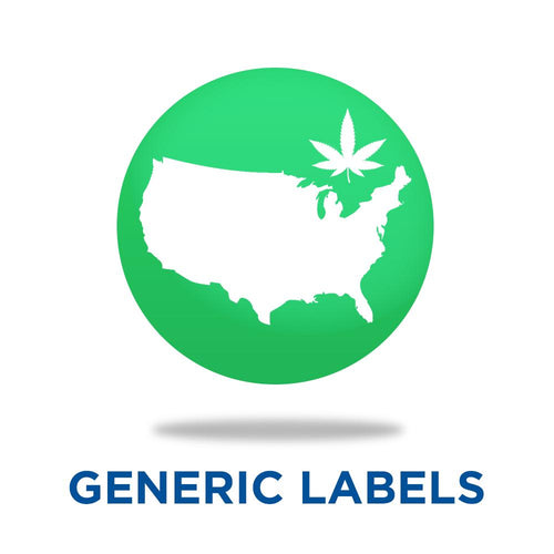 Generic Marijuana Labels