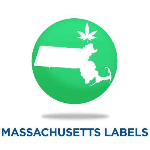 Massachusetts Marijuana Labels