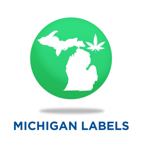 Michigan Marijuana Labels