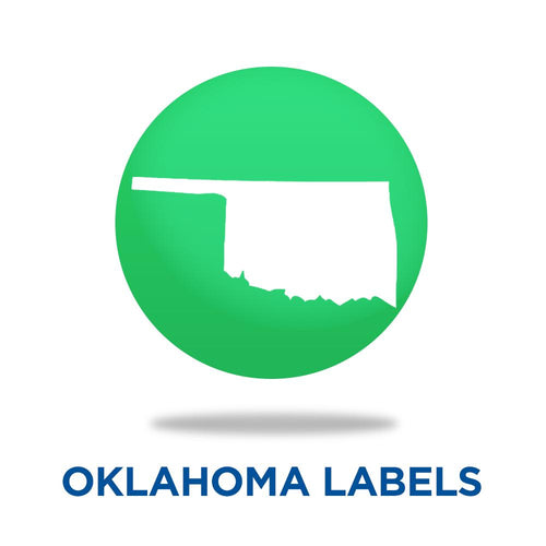 Oklahoma Marijuana Labels