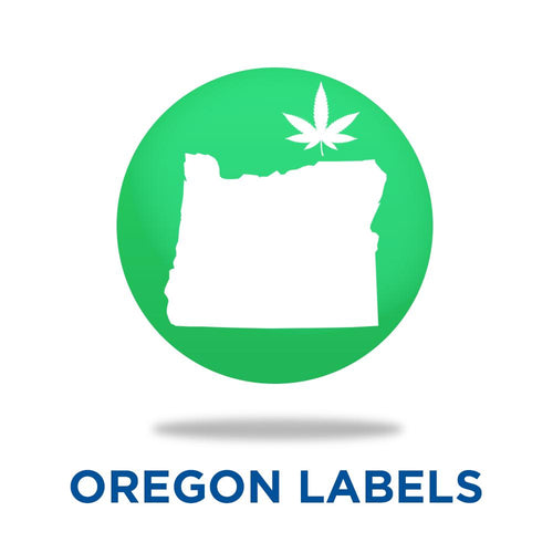 Oregon Marijuana Labels