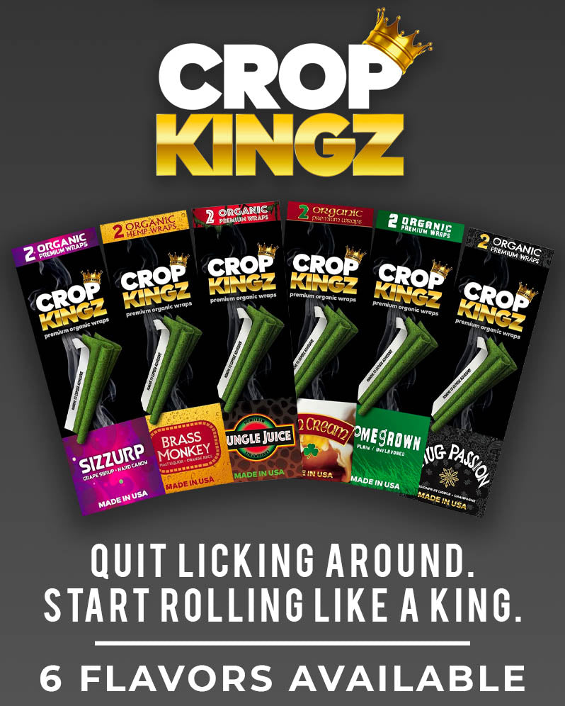 Crop Kingz - Flavors Available