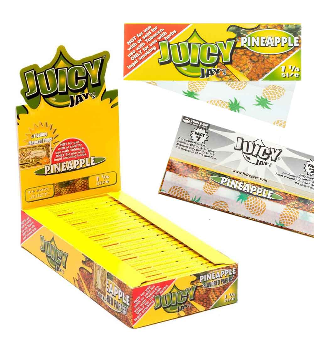 Tangy Juicy Jays Pineapple Joint Papers