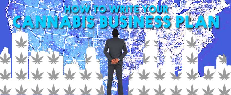 how to write your cannabis business plan