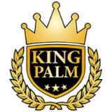 King palm brand logo