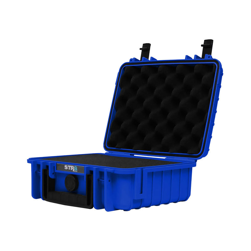 "10"" 2 Layer Cobalt Blue STR8 Case"