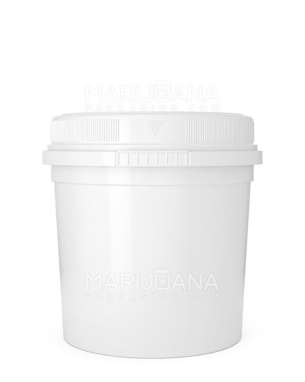 12oz Child Resistant & Tamper Evident Container - 116 Count | Dispensary Supply | Marijuana Packaging