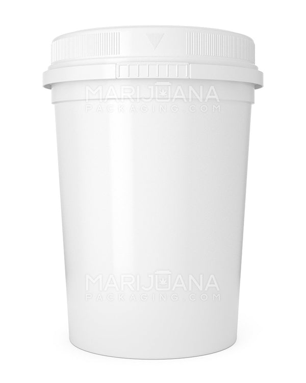 16oz Child Resistant & Tamper Evident Container - 104 Count | Dispensary Supply | Marijuana Packaging