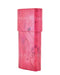 Smoke Space | Marble Pre-Roll Joint Case | 100mm x 54mm - Black & Pink Plastic