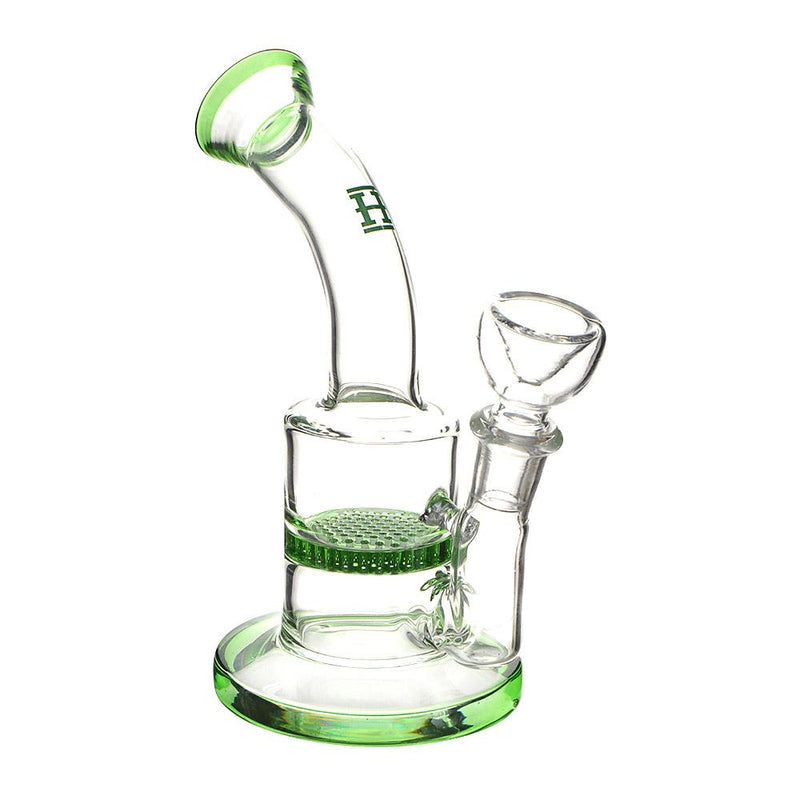 "6"" Hemper Mini Honeycomb Water Pipe 14mm"