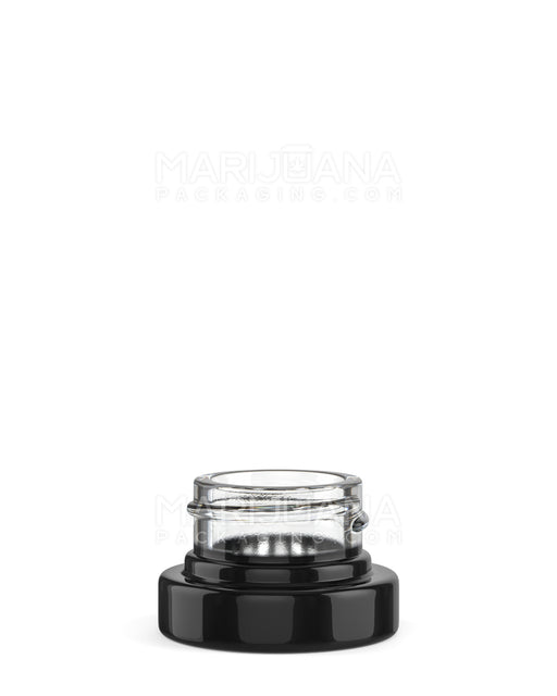 Black Glass Concentrate Containers | 28mm - 5ml - 400 Count
