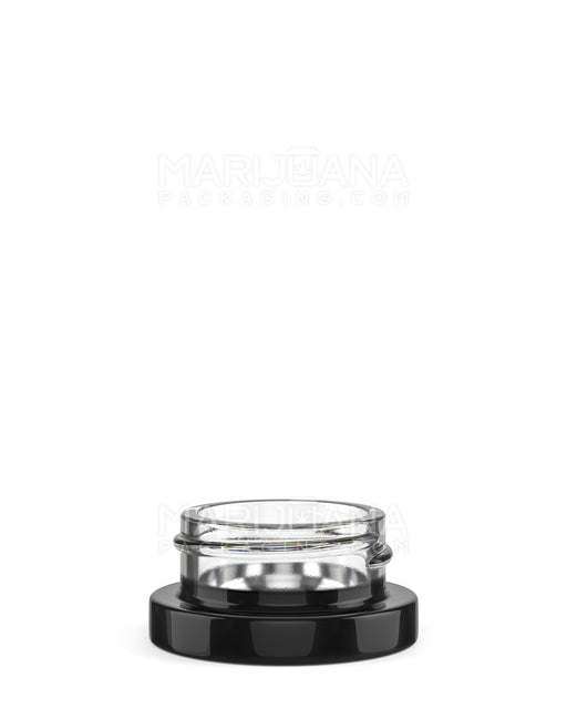 Black Glass Concentrate Containers | 38mm - 9ml - 288 Count
