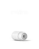 AVD Barrel Mouthpiece for Plastic Cartridge | White Plastic- Eazy Press – 100 Count
