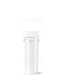 Solid White Reversible Cap Vial 16 Dram - 230 Count
