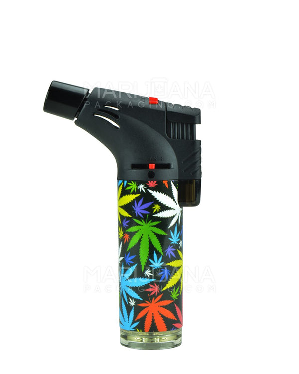 Assorted Leaf Torch 5"