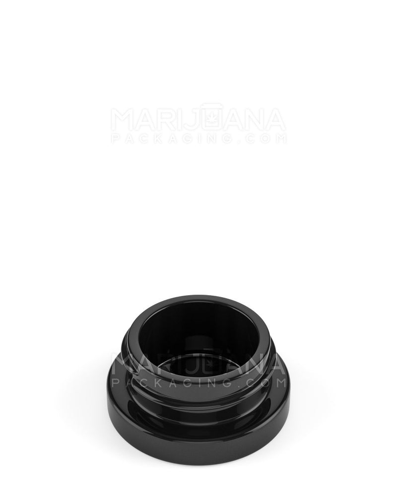 Black Glass Concentrate Containers | 38mm - 9ml - 320 Count | | Marijuana Packaging