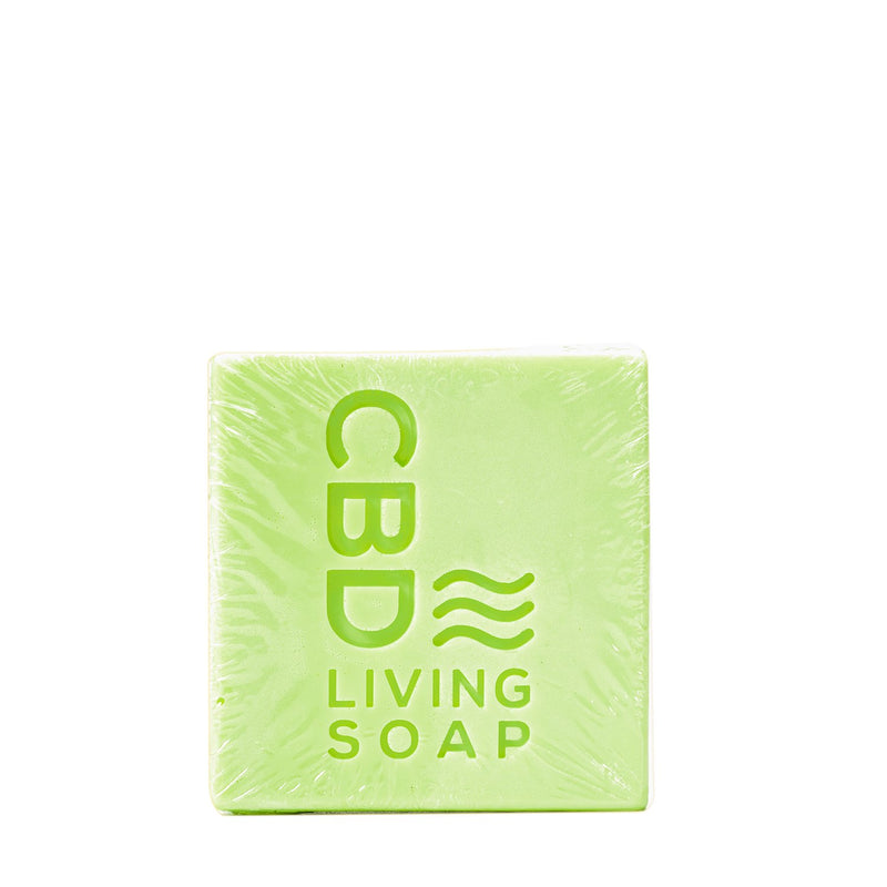 CBD Living Eucalyptus Soap 60mg | CBD Products | Marijuana Packaging