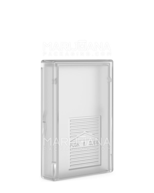 Child Resistant Clear Shatter Box - 250 Count | Dispensary Supply | Marijuana Packaging