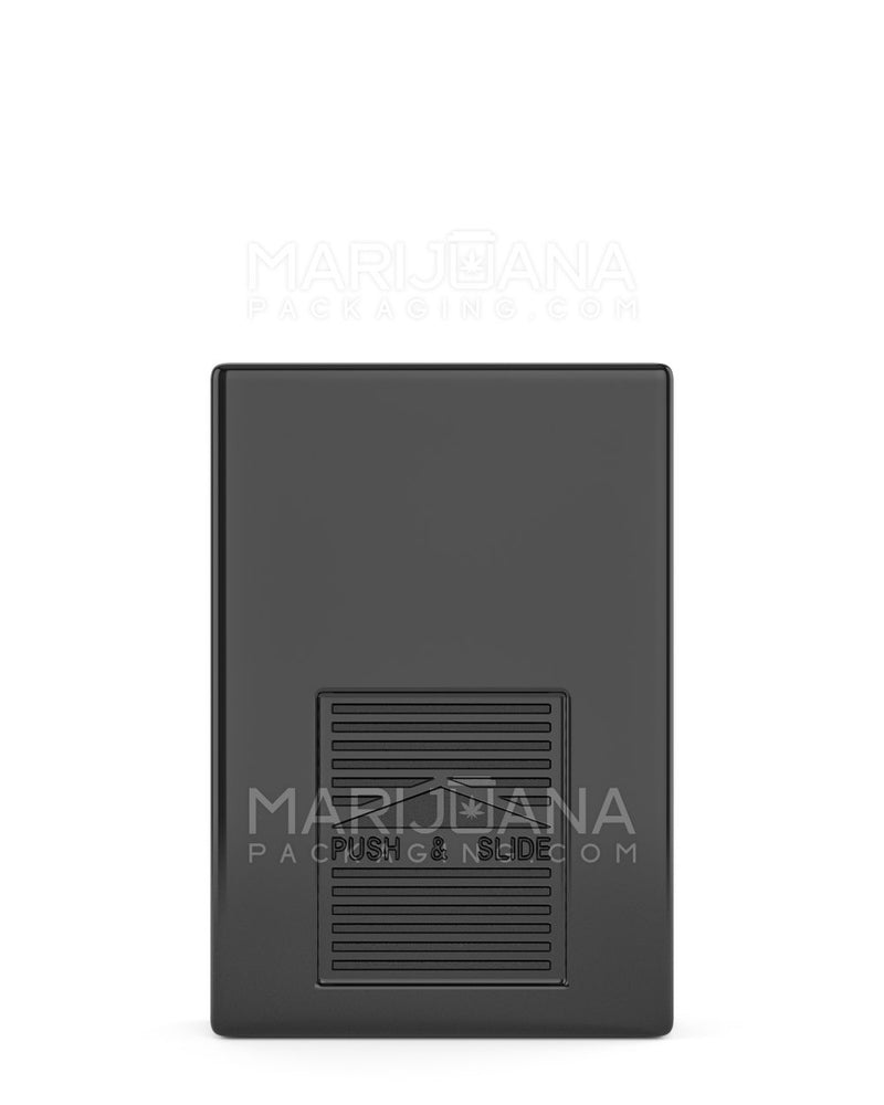 Child Resistant Solid Black Shatter Box - 250 Count | Dispensary Supply | Marijuana Packaging