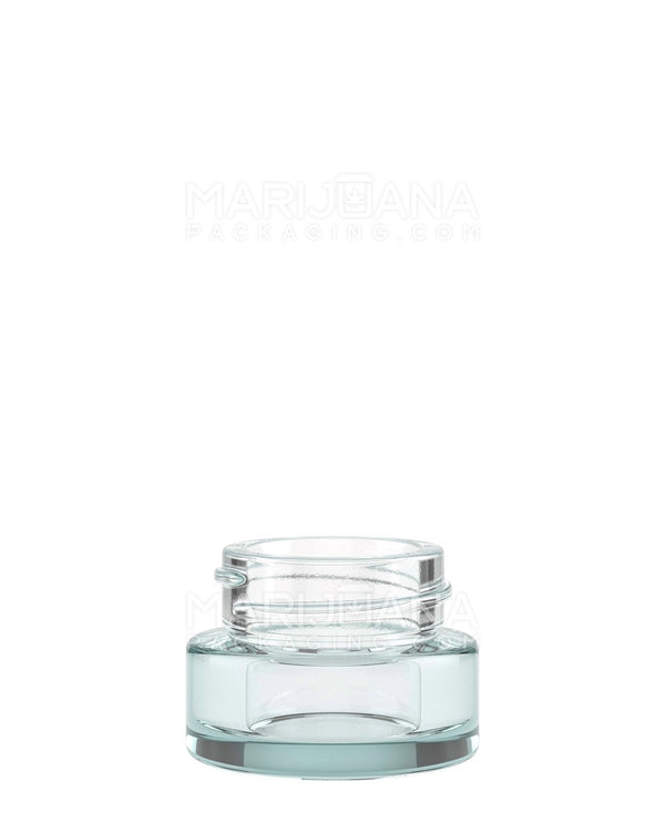 Clear Glass Concentrate Containers | 29mm - 5ml - 504 Count | Dispensary Supply | Marijuana Packaging