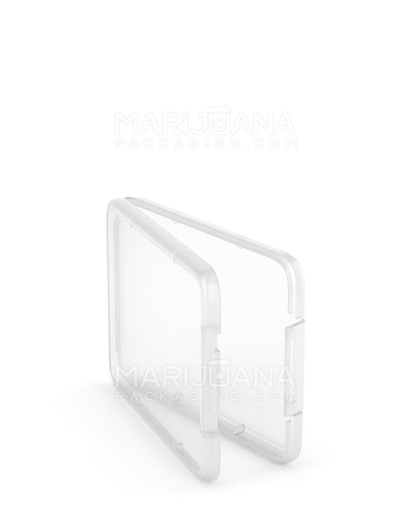 Clear Slim Shatter Container - 5.3mm - 1000 Count | Dispensary Supply | Marijuana Packaging