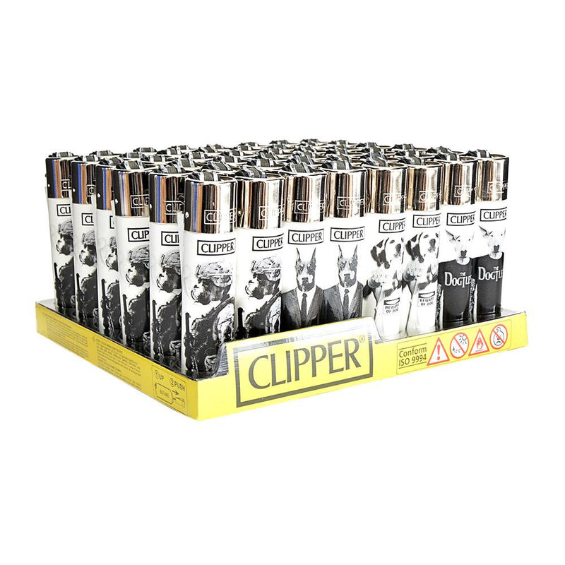 Clipper Lighter Doggies - 48 Count