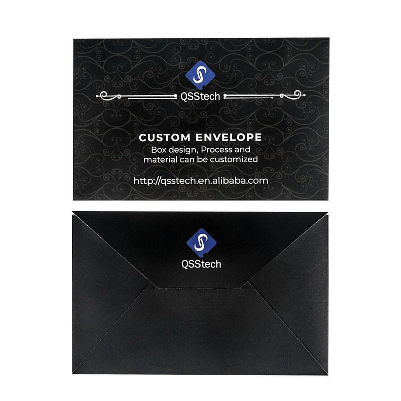Custom Mini Shatter Envelope - Flower Pattern